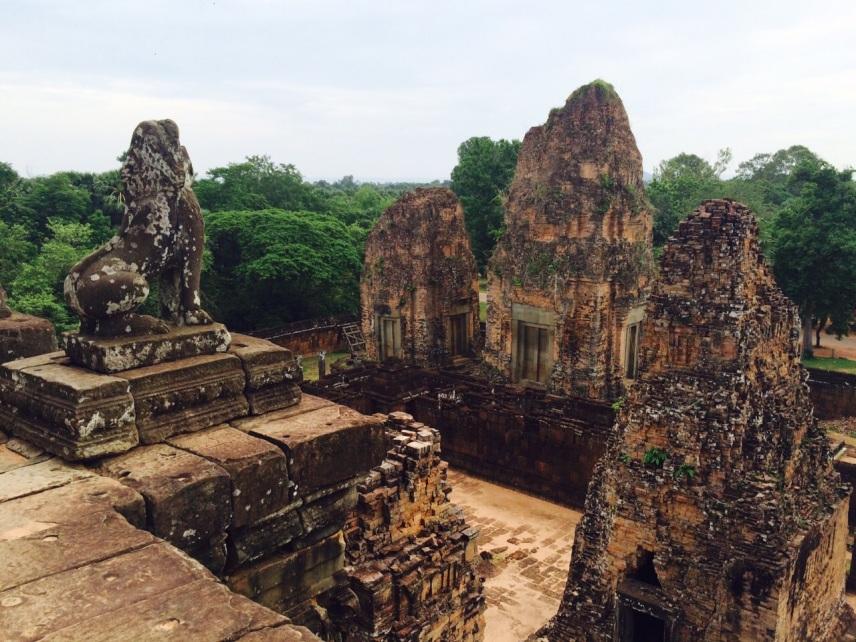 22 Angkor Wat, Cambodia